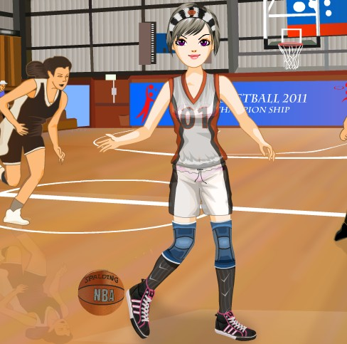 Игра Одень чемпионку онлайн