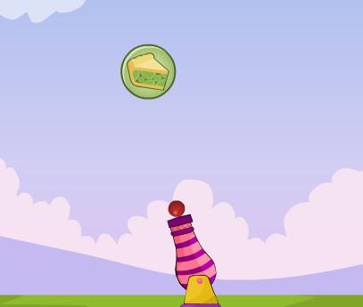 Игра Хэлло Китти стреляй в пироги онлайн