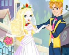 Игра Эппл Уайт свадьба онлайн