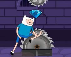 Игра Время приключений подземелье онлайн