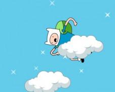 Игра Время приключений прыгалка онлайн