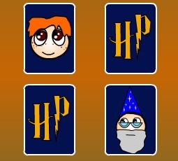 Игра Гарри Поттер карты на память онлайн