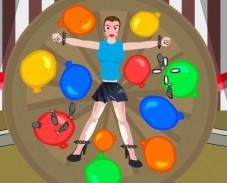 Игра Колесо смерти в цирке онлайн