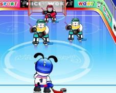 Игра Крутой хоккей онлайн