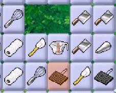 Игра Кухонный маджонг онлайн
