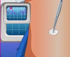 Игра Операция беременной онлайн