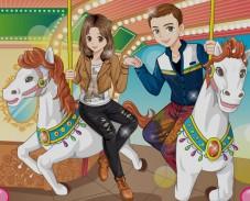 Игра Поездка в цирк онлайн