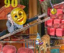 Игра Поиск предметов в цирке онлайн