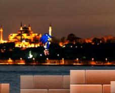 Игра Соник в Стамбуле онлайн