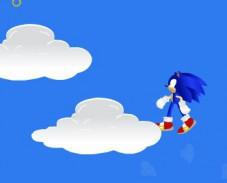 Игра Соник прыгалка онлайн