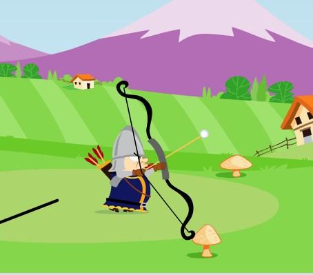 Игра Средневековый гольф онлайн