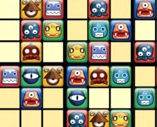 Игра Судоку с монстрами онлайн