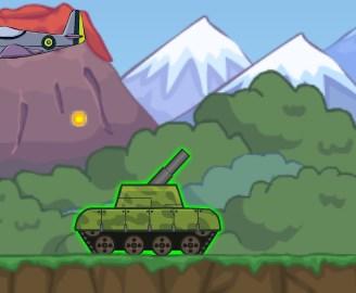 Игра Танк солдат онлайн