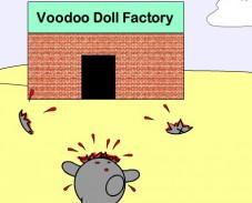Игра Убей куклу вуду онлайн