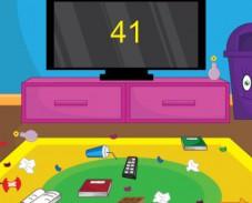 Игра Уборка с беременной онлайн