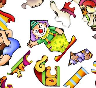Игра Цирковая головоломка онлайн