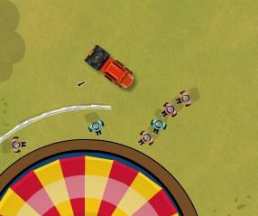 Игра Цирковой грузовик онлайн