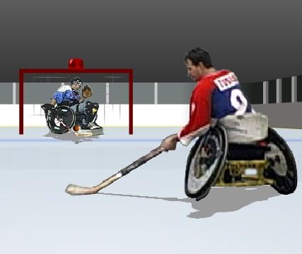Игра Xtreme Hockey онлайн