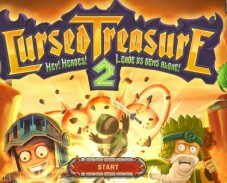 Игра Cursed Treasure 2 онлайн