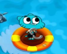 Игра Гамбол в канализации онлайн
