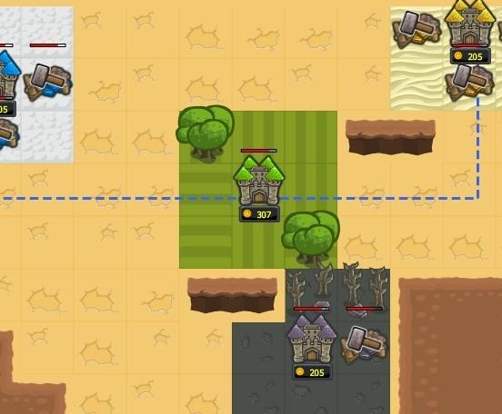 Игра Зеленое королевство онлайн