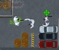 Игра Зомби доктор онлайн