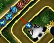 Игра Зума с пандой онлайн