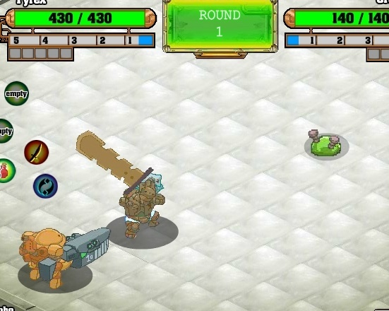 Игра Monster Frontier онлайн