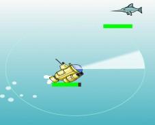 Игра Глубоководный охотник онлайн
