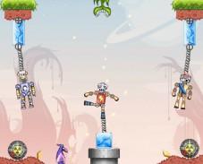 Игра Динамит для роботов онлайн