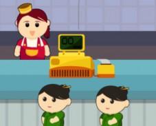Игра Закуски в кино онлайн