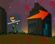 Игра Пылающая Зомбука 2 онлайн