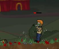 Игра Пылающая Зомбука 3 онлайн