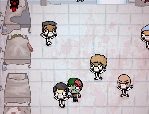 Игра Резня в палате онлайн