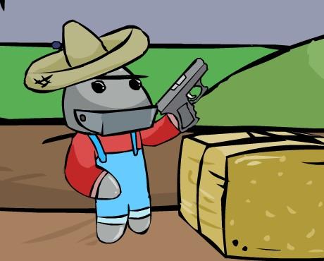 Игра Робо-фермер онлайн