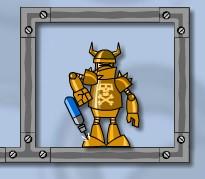 Игра Уничтожить роботов онлайн