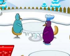 Игра Банкет пингвинов онлайн