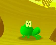 Игра Возвращение лягушки онлайн