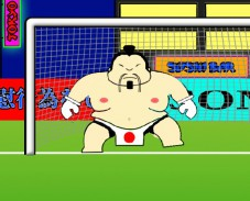 Игра Вратарь сумо онлайн