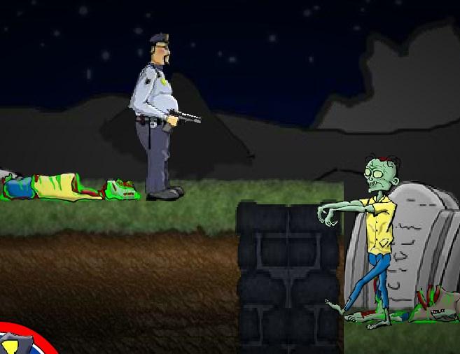 Игра Зомби-пылесос онлайн