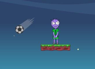 Игра Зомбобол онлайн