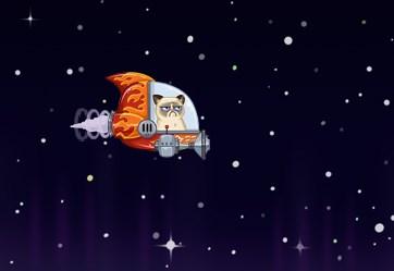Игра Коты в галактике онлайн