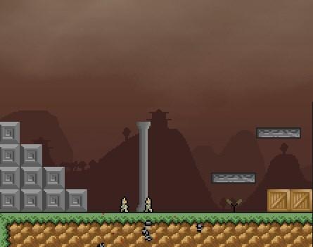 Игра Пиксельный рыцарь 2 онлайн