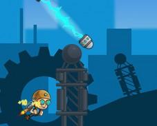 Игра Человек-ракета онлайн