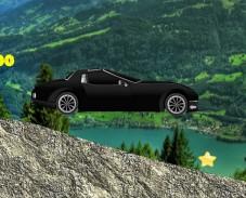 Игра Гонка в Альпах онлайн