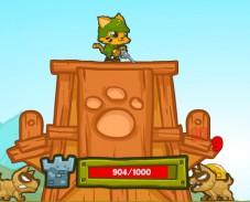 Игра Дворец сержанта Кита онлайн