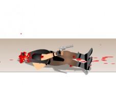 Игра Кровавая пушка онлайн