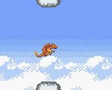 Игра Летающий Харизард онлайн