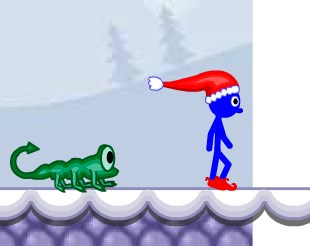 Игра Санта в беде! онлайн