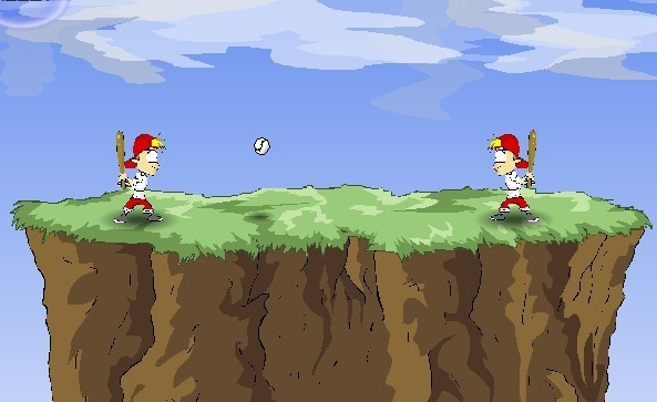 Игра Бейсбол на горе онлайн